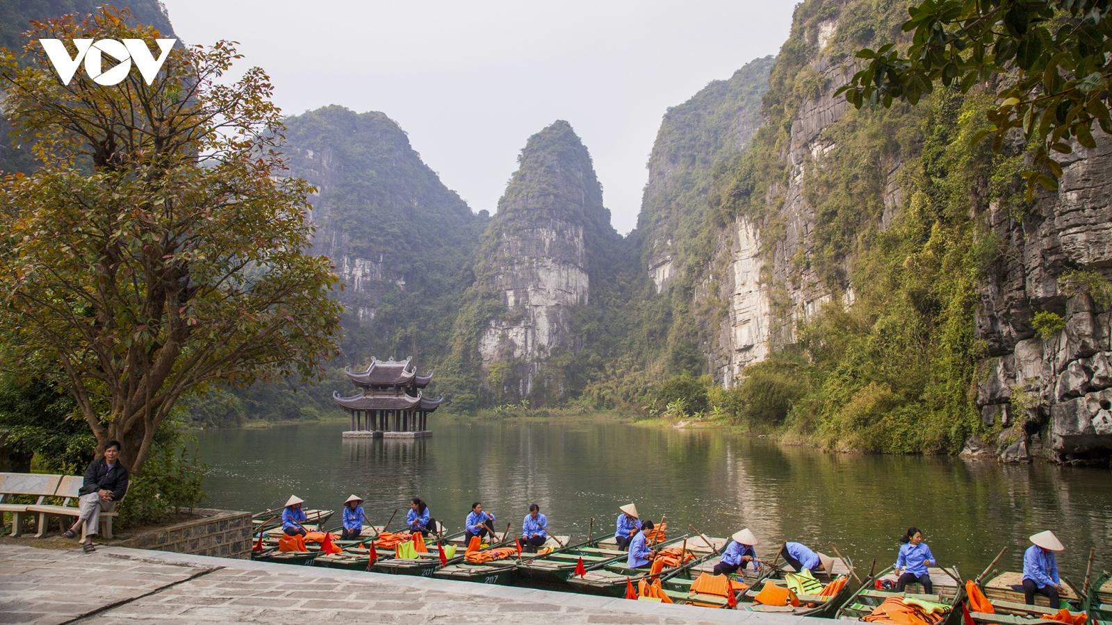 Phong Nha, Hội An, Ninh Bình là những địa điểm hiếu khách nhất