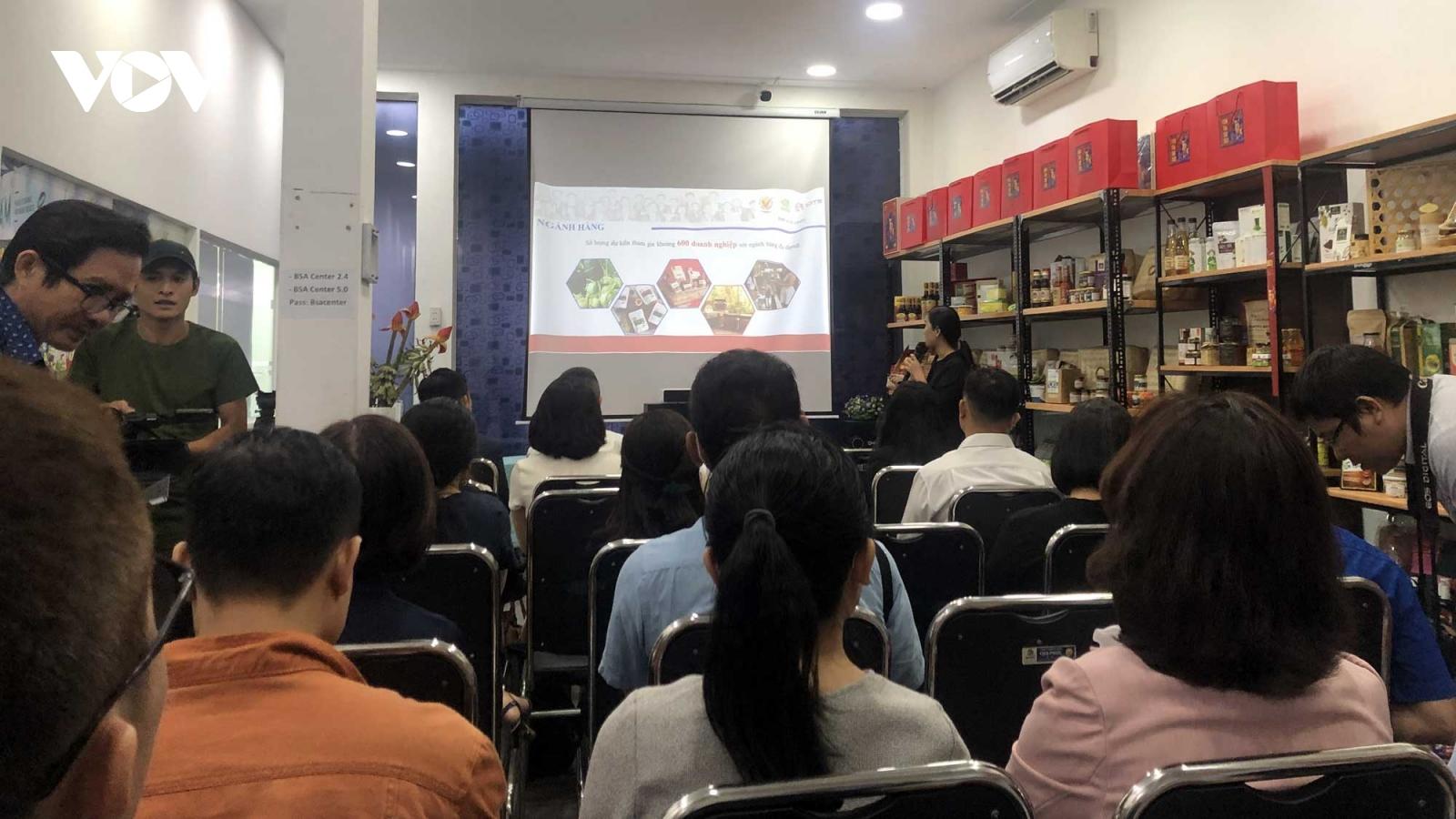 Hàng Việt Nam chất lượng cao lên Sàn thương mại điện tử