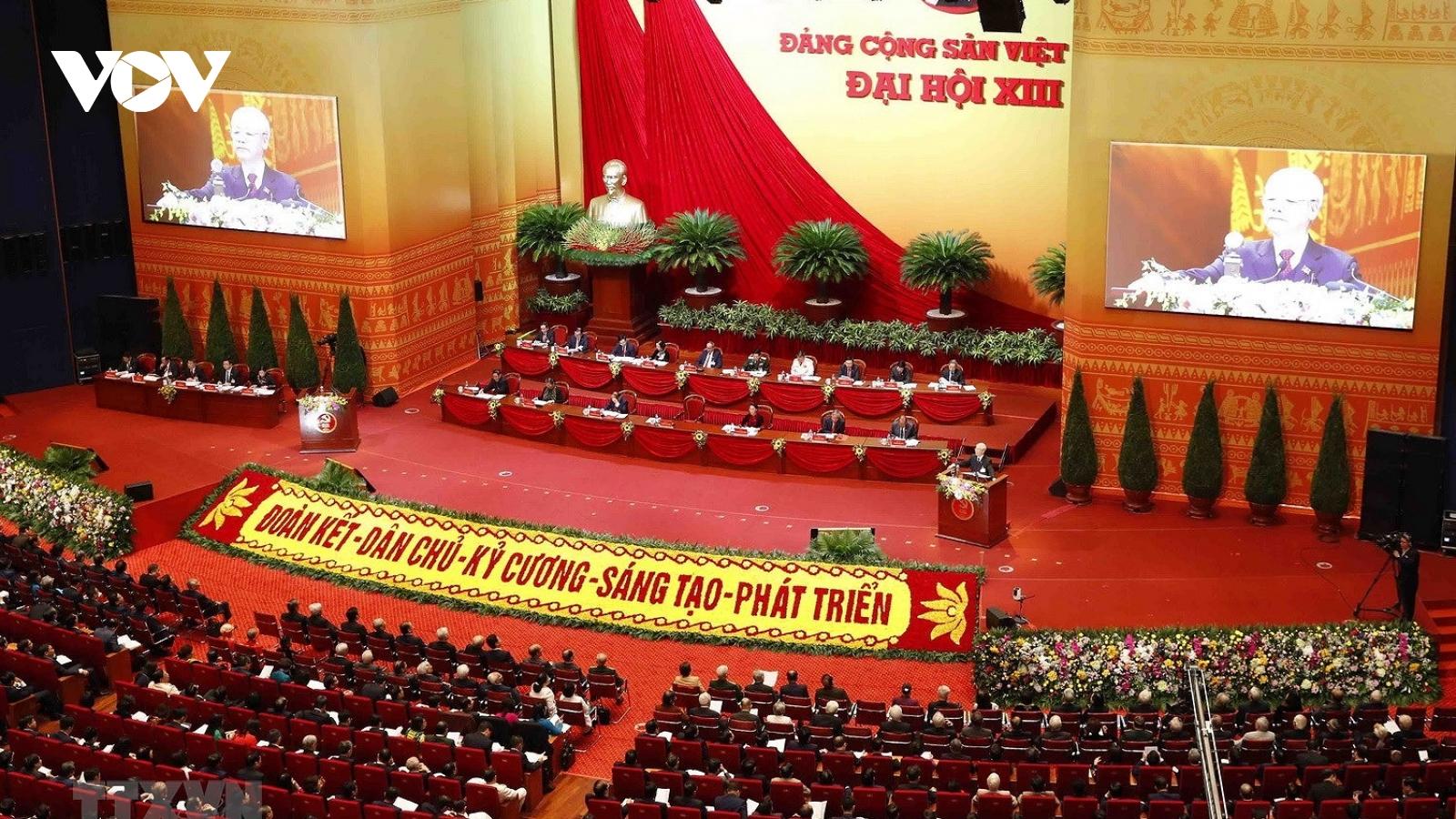 Video: Phiên khai mạc Đại hội đại biểu toàn quốc lần thứ XIII của Đảng