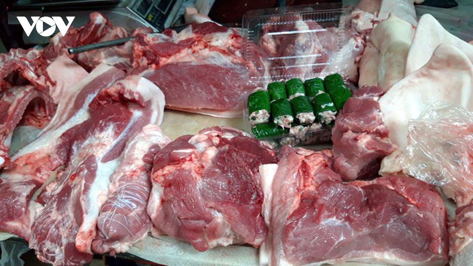Liệu giá thịt lợn có tăng cao dịp Tết Nguyên đán?