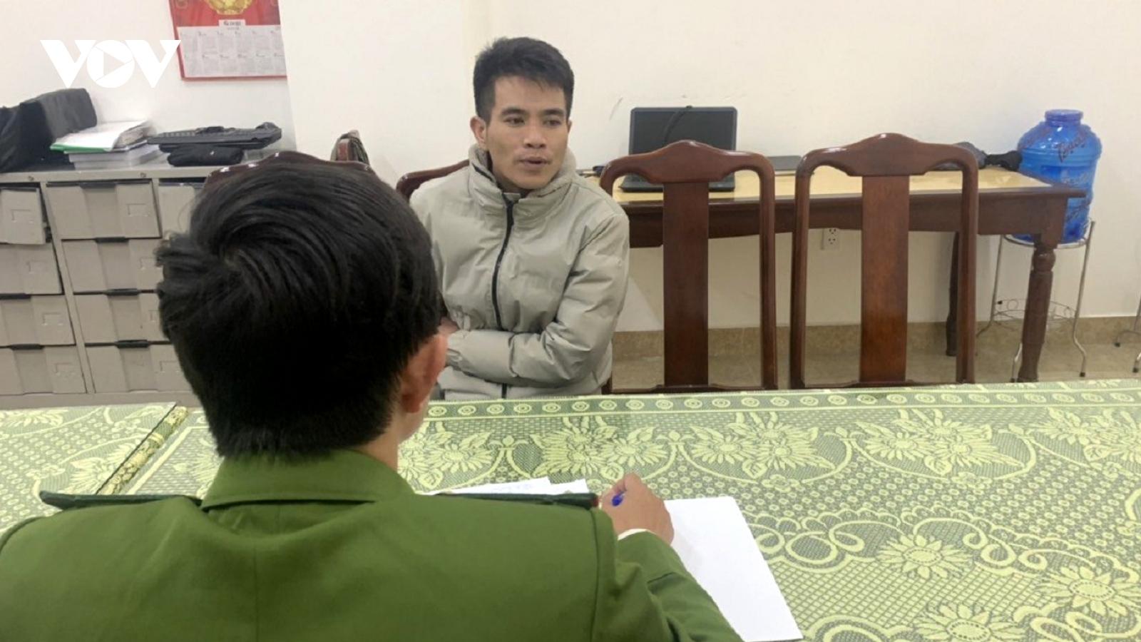 Vận chuyển gần 1,3 kg ma túy từ Quảng Trị vào Huế