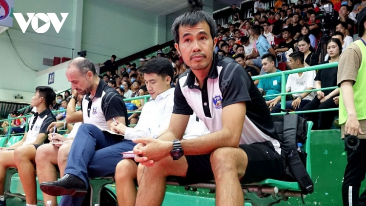Vietnamese futsal coach nominated for Best Club Coach award