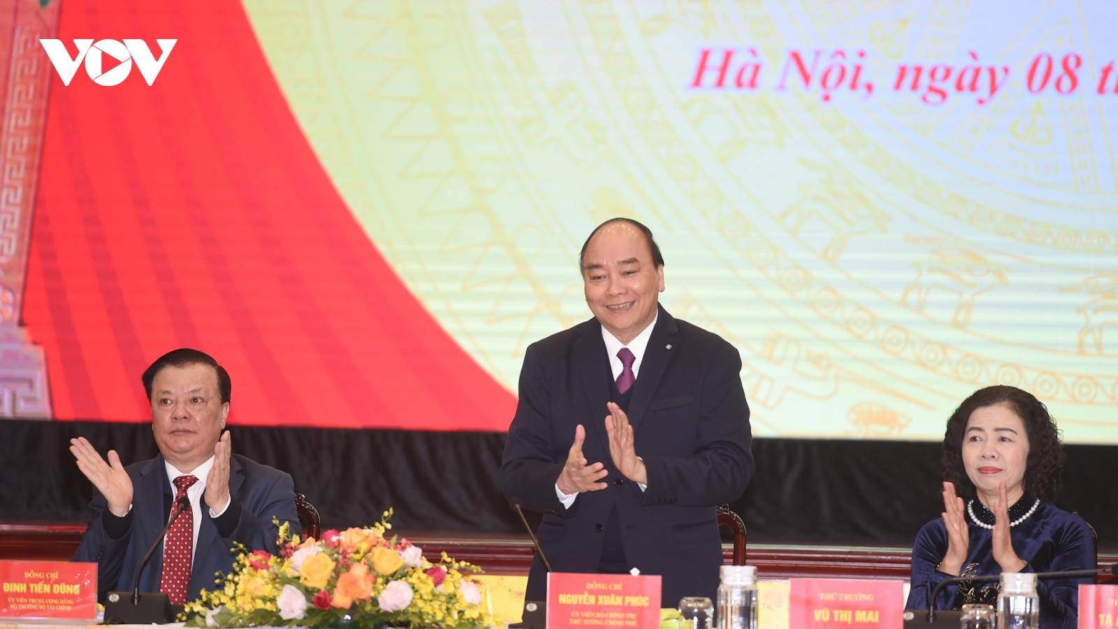 Thủ tướng: Ngành Tài chính chủ động, sáng tạo, hoàn thành các mục tiêu nhiệm kỳ