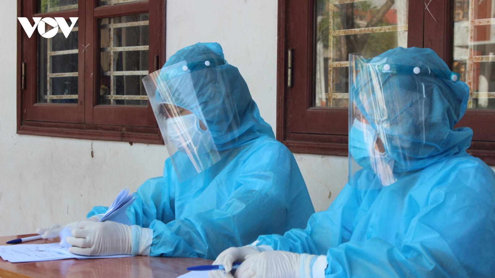 Hà Nội thêm 1 ca dương tính SARS-CoV-2 khi giao hàng cho BN1694