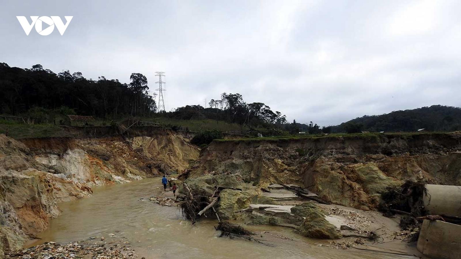 Sau vụ phê duyệt 5 dự án thủy điện trong một ngày, Kon Tum đã làm gì?