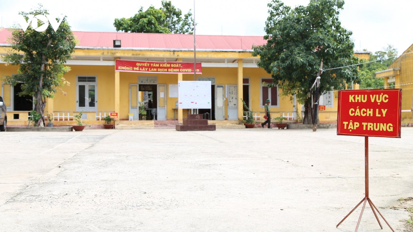 Đắk Lắk thành lập khu cách ly tập trung để phòng, chống dịch Covid-19