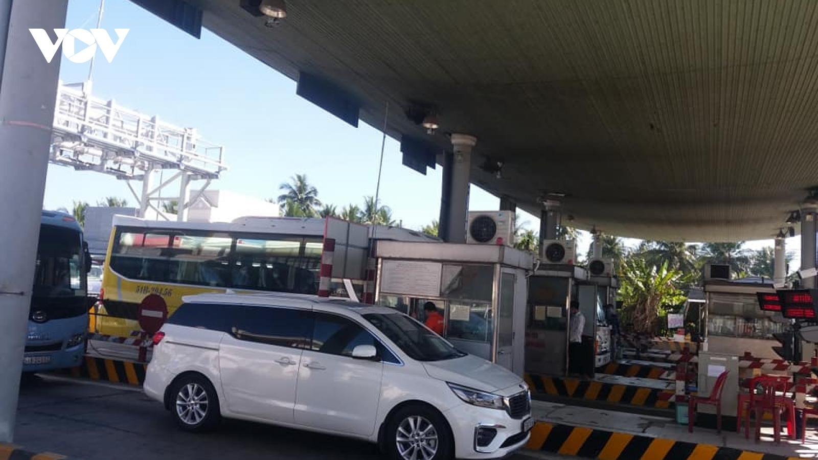 Tiền Giang - Bến Tre chủ động phòng ngừa ùn tắc giao thông khu vực cầu Rạch Miễu