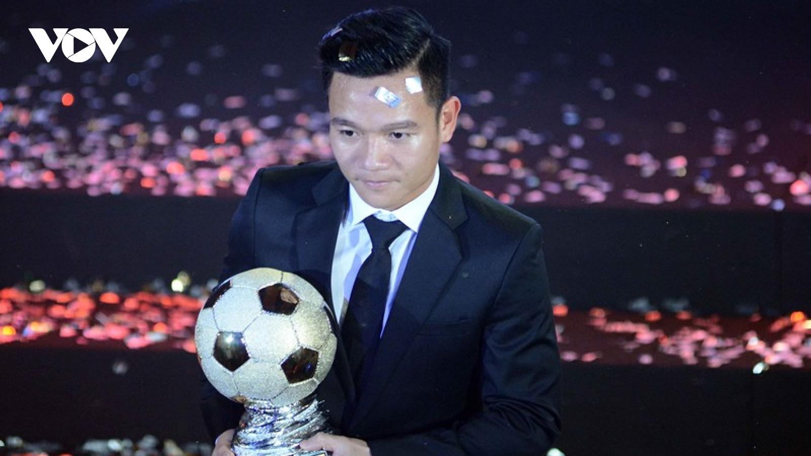 Ngày này năm xưa: Đinh Thanh Trung giành Quả bóng Vàng Việt Nam