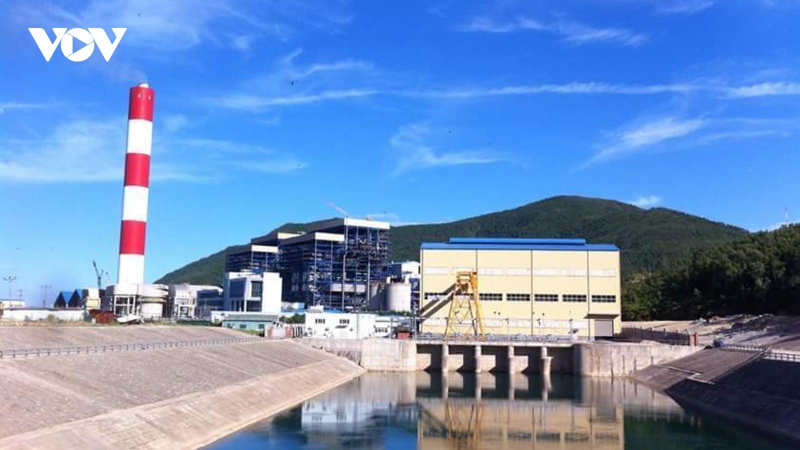 Nhà máy Nhiệt điện Vũng Áng 1 đạt 6,5 tỷ Kwh điện