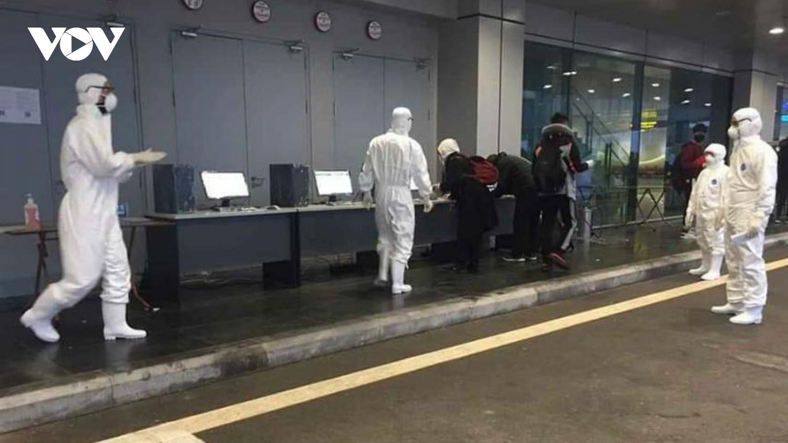 Quảng Ninh phong tỏa Cảng hàng không Quốc tế Vân Đồn