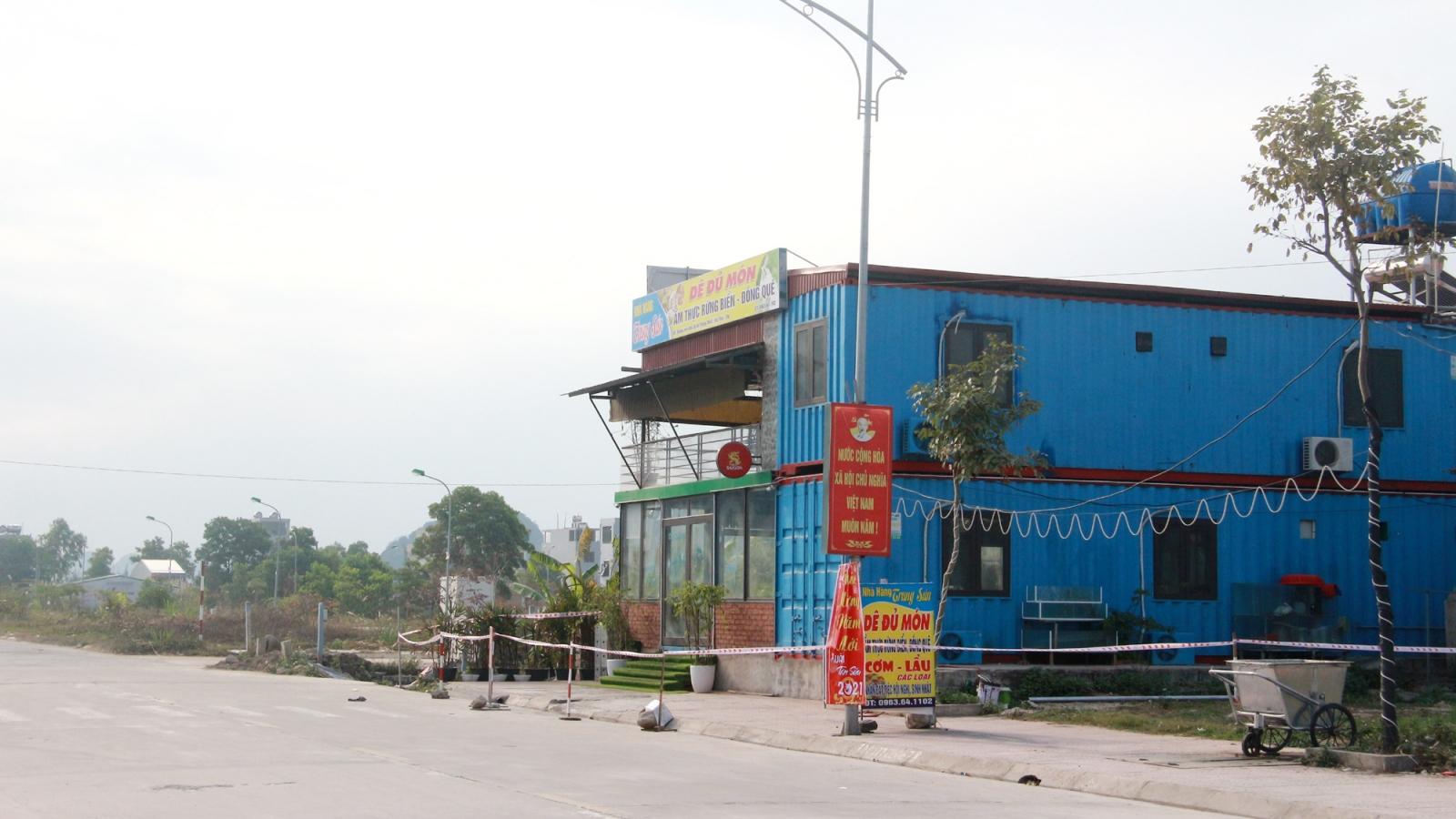 Quảng Ninh giãn cách xã hội huyện Vân Đồn, phong tỏa tạm thời thị trấn Cái Rồng