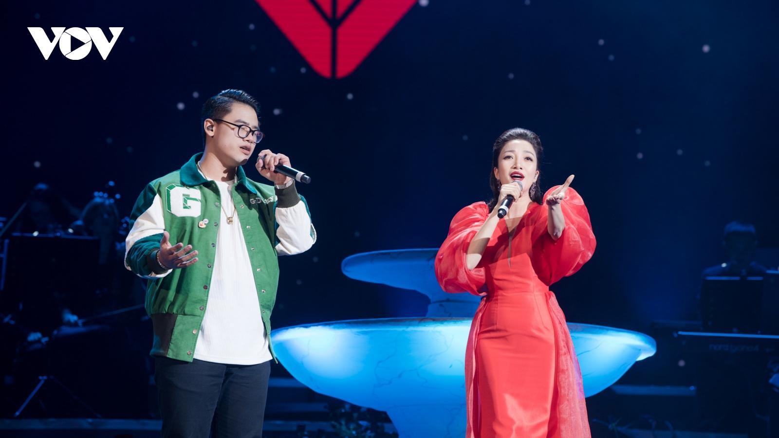 """G.Ducky lần đầu kết hợp rap với opera cùng """"Hoạ mi bán cổ điển"""" Phạm Thu Hà"""