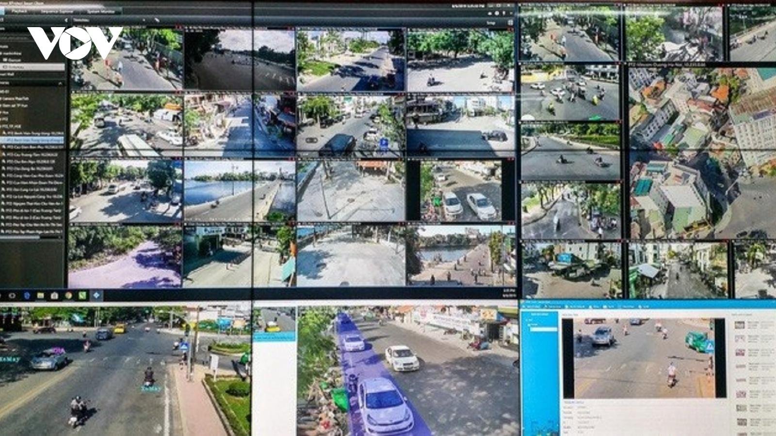 Phạt nguội hơn 1.000 phương tiện vi phạm qua camera tại Thừa Thiên Huế