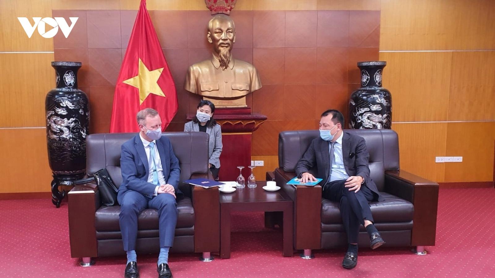 Hiệp định UKVFTA có hiệu lực sẽ giúp thúc đẩy thương mại Việt Nam và Vương quốc Anh