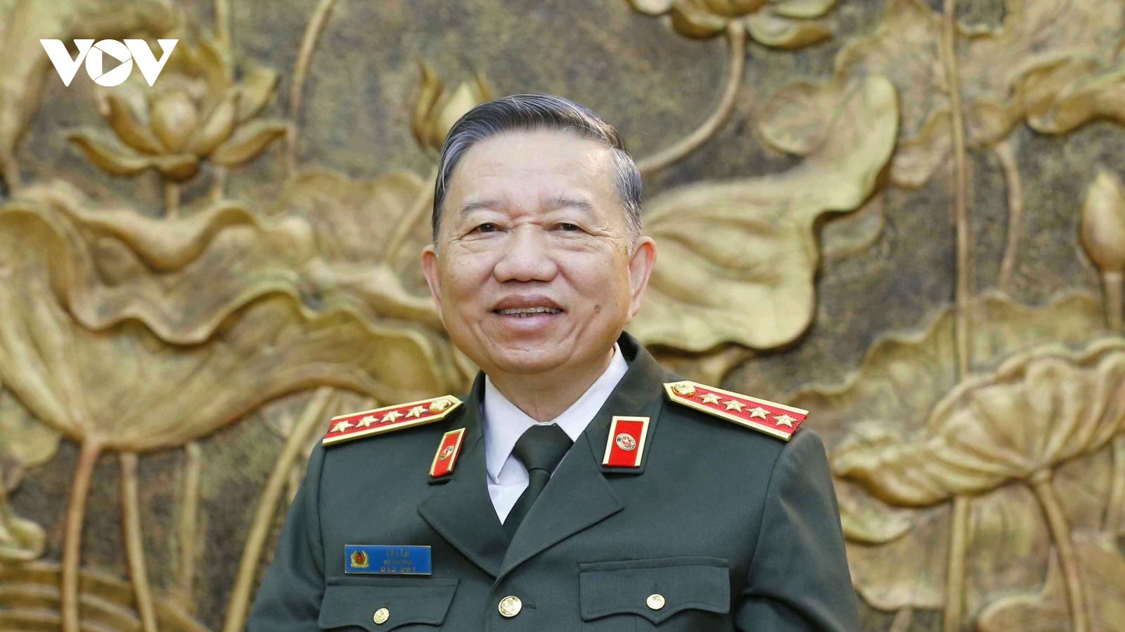 Đại tướng Tô Lâm: Công tác bảo đảm an ninh quốc gia được triển khai toàn diện