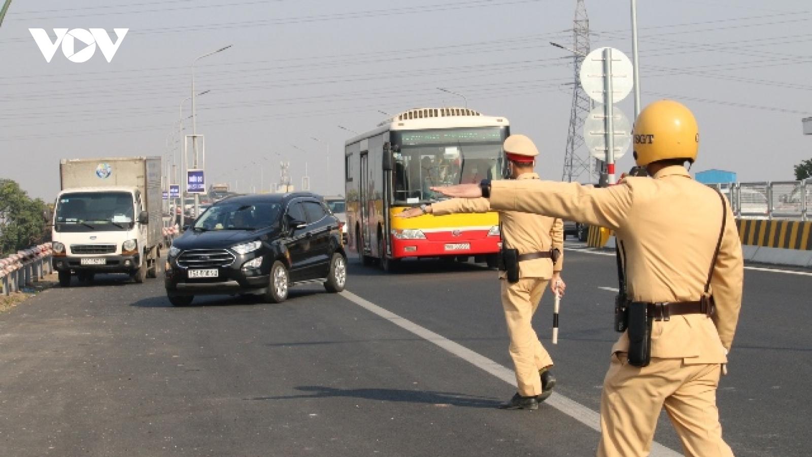 Cả nước có 19 người tử vong do tai nạn giao thông trong ngày mùng 4 Tết