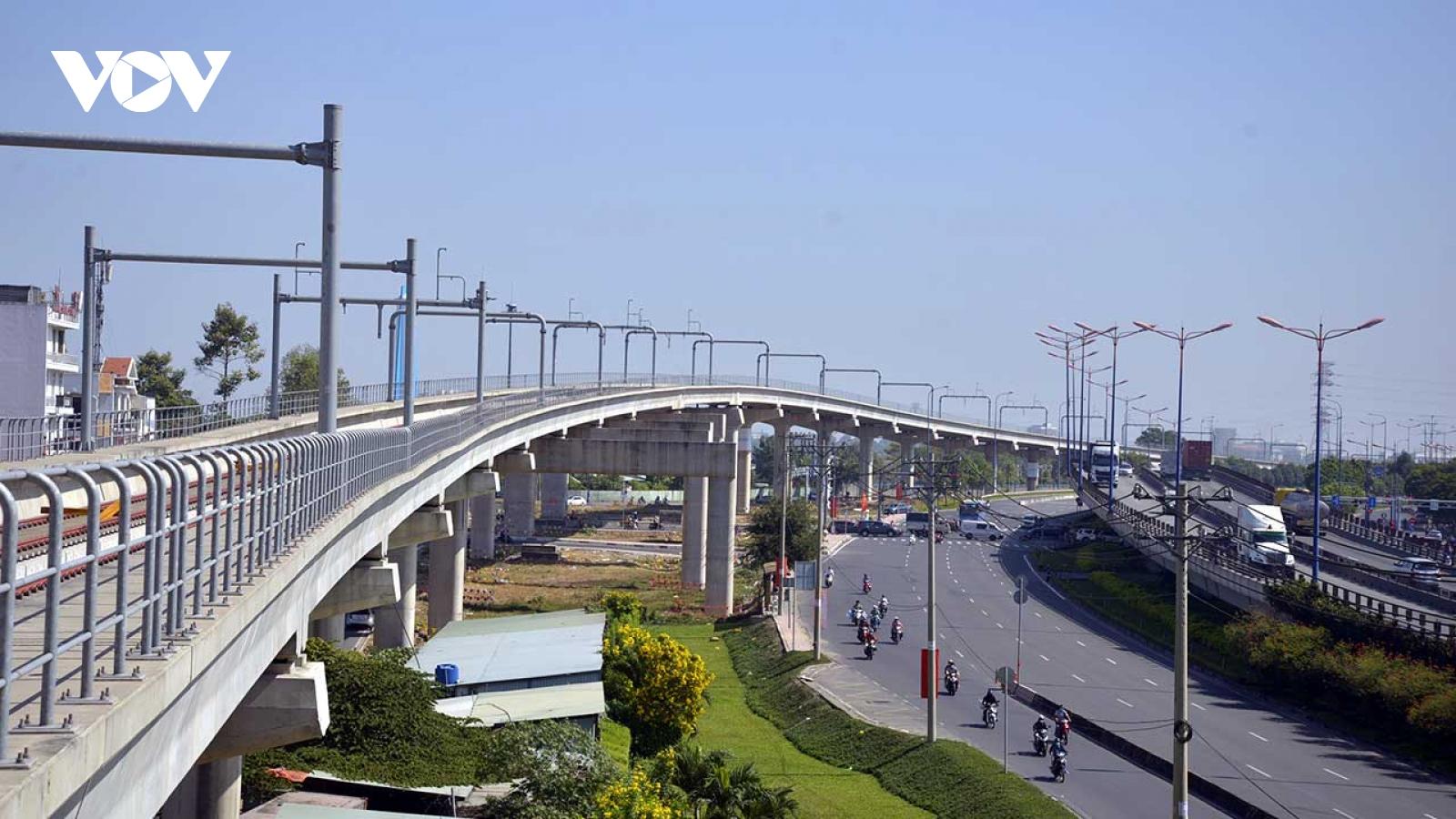 Thi công hệ thống cấp điện toàn tuyến metro số 1 TP HCM