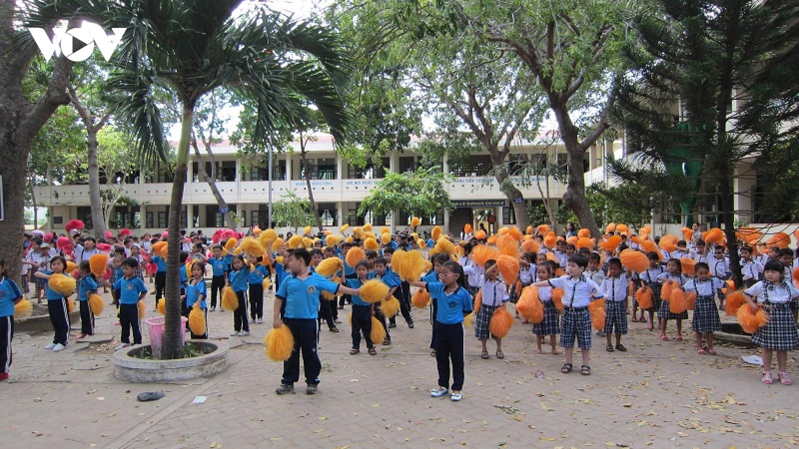 Thông tin nghỉ học ở Khánh Hòa là giả mạo