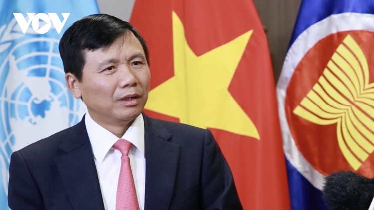 Vietnam shows concern about use of force in international relations