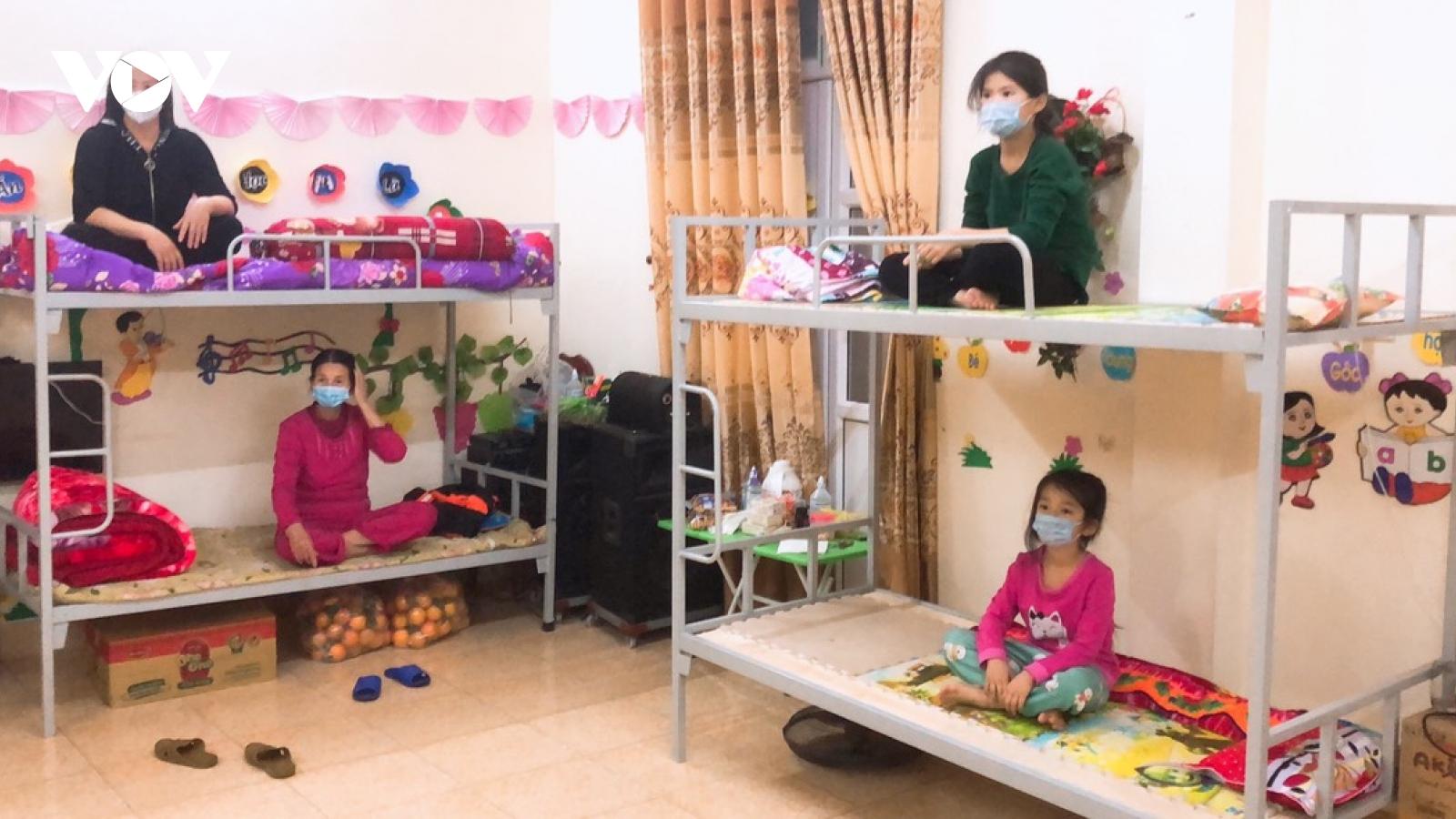Nhiều trẻ mầm non trên địa bàn Kinh Môn (Hải Dương) phải cách ly y tế