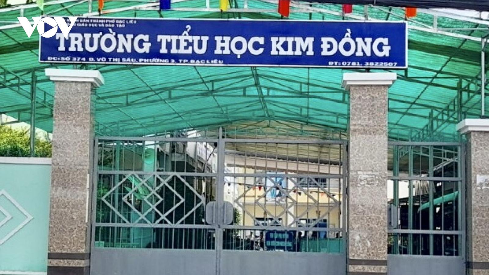 Bạc Liêu, Hậu Giang học sinh đi học lại từ ngày 22/2