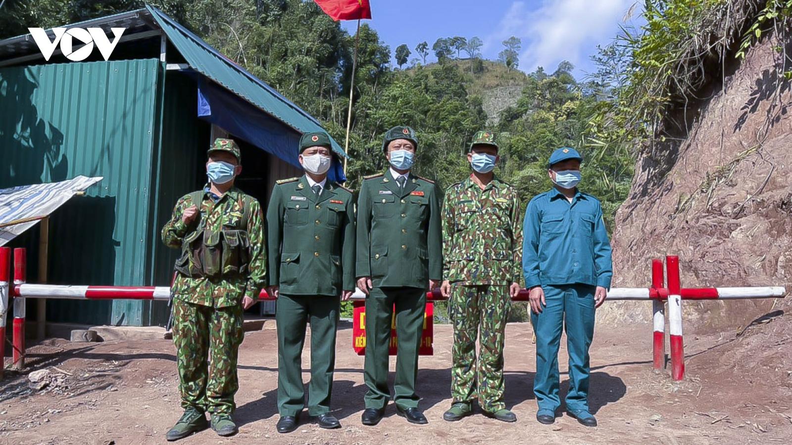 Lính biên phòng Điện Biên đón Xuân trên dặm dài biên cương Tổ quốc