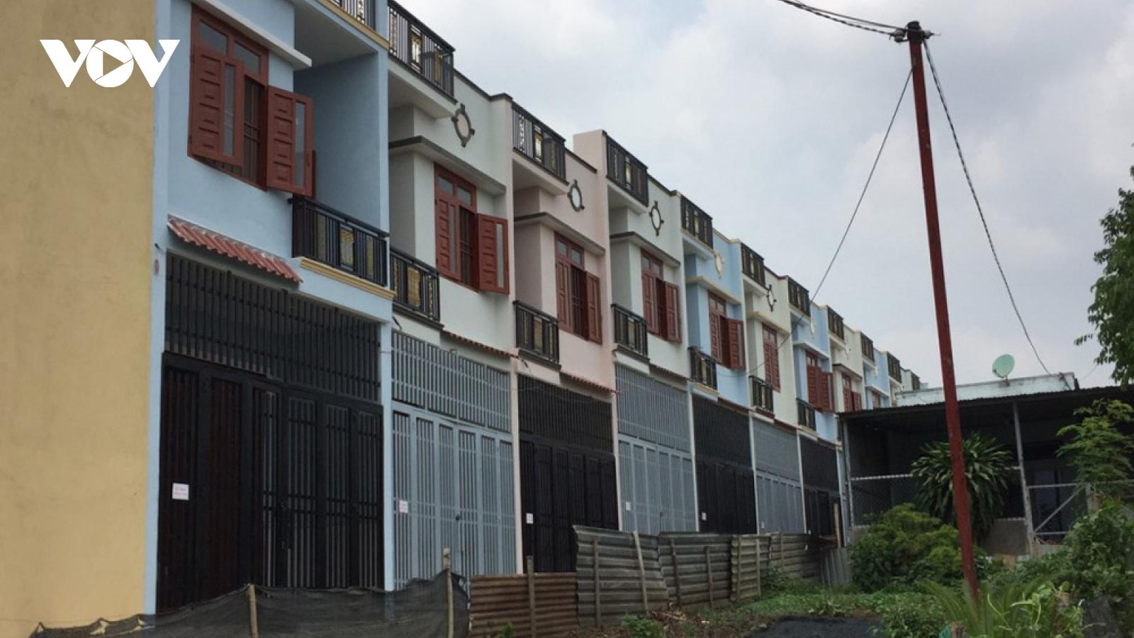 Nhức nhối tình trạng vi phạm trật tự xây dựng tại Đông Nam Bộ