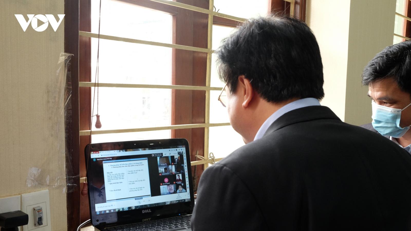 Cần khẳng định hiệu quả của dạy học trực tuyến