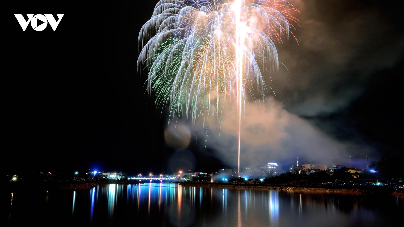 Điện Biên dừng bắn pháo hoa và các hoạt động văn hóa, văn nghệ dịp Tết để phòng chống dịch