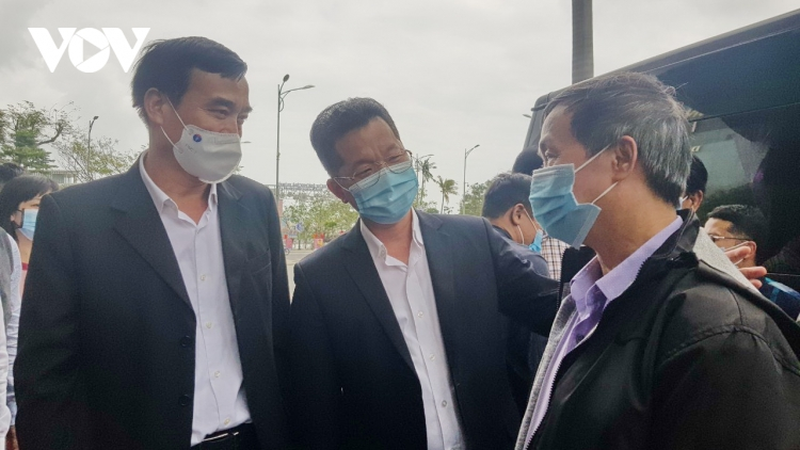 Đà Nẵng đưa bác sĩ lên tỉnh Gia Lai hỗ trợ phòng chống dịch Covid-19
