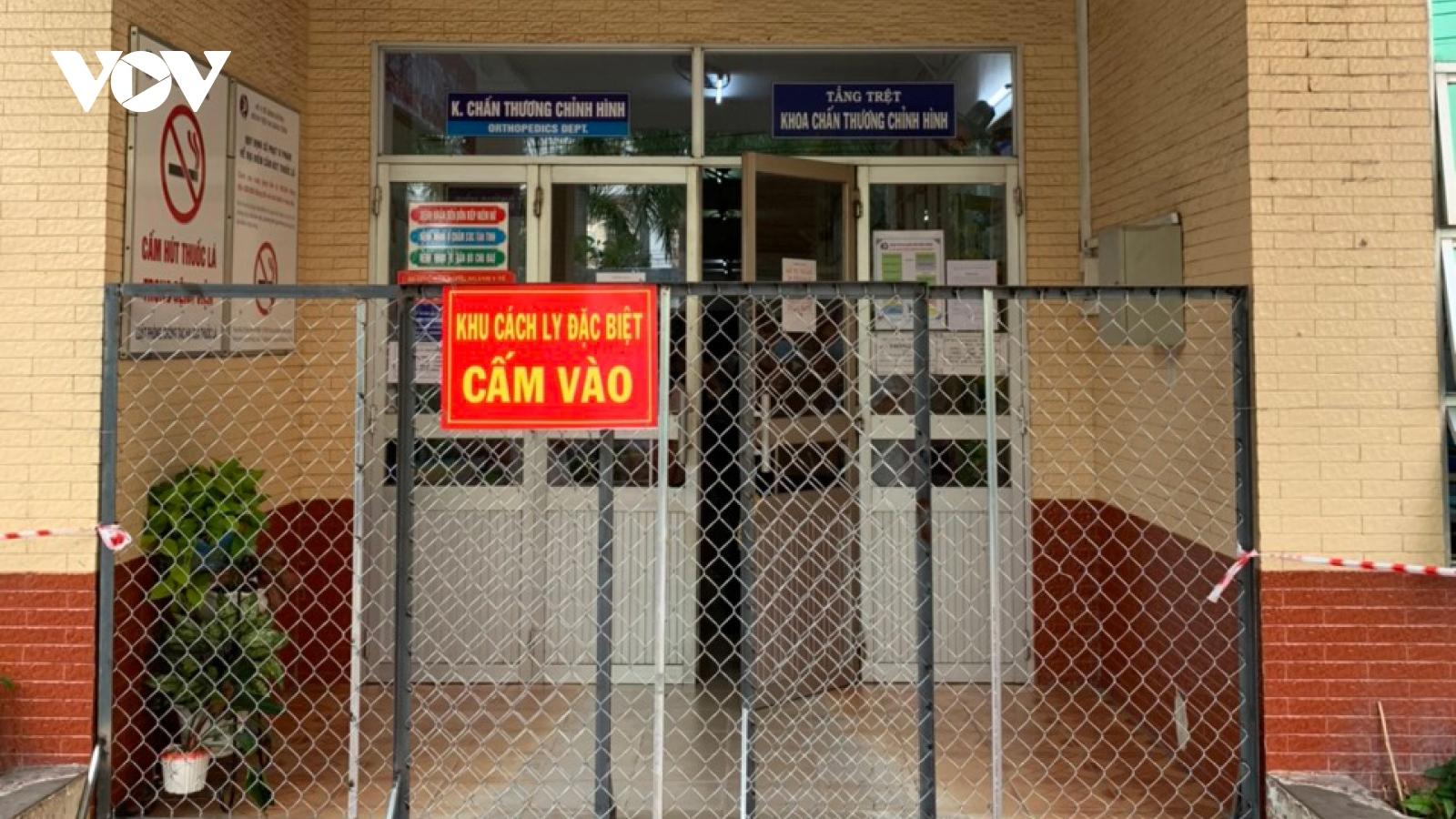20 nhân viên bệnh viện Nhi đồng 1 TPHCM âm tính với SARS-CoV-2