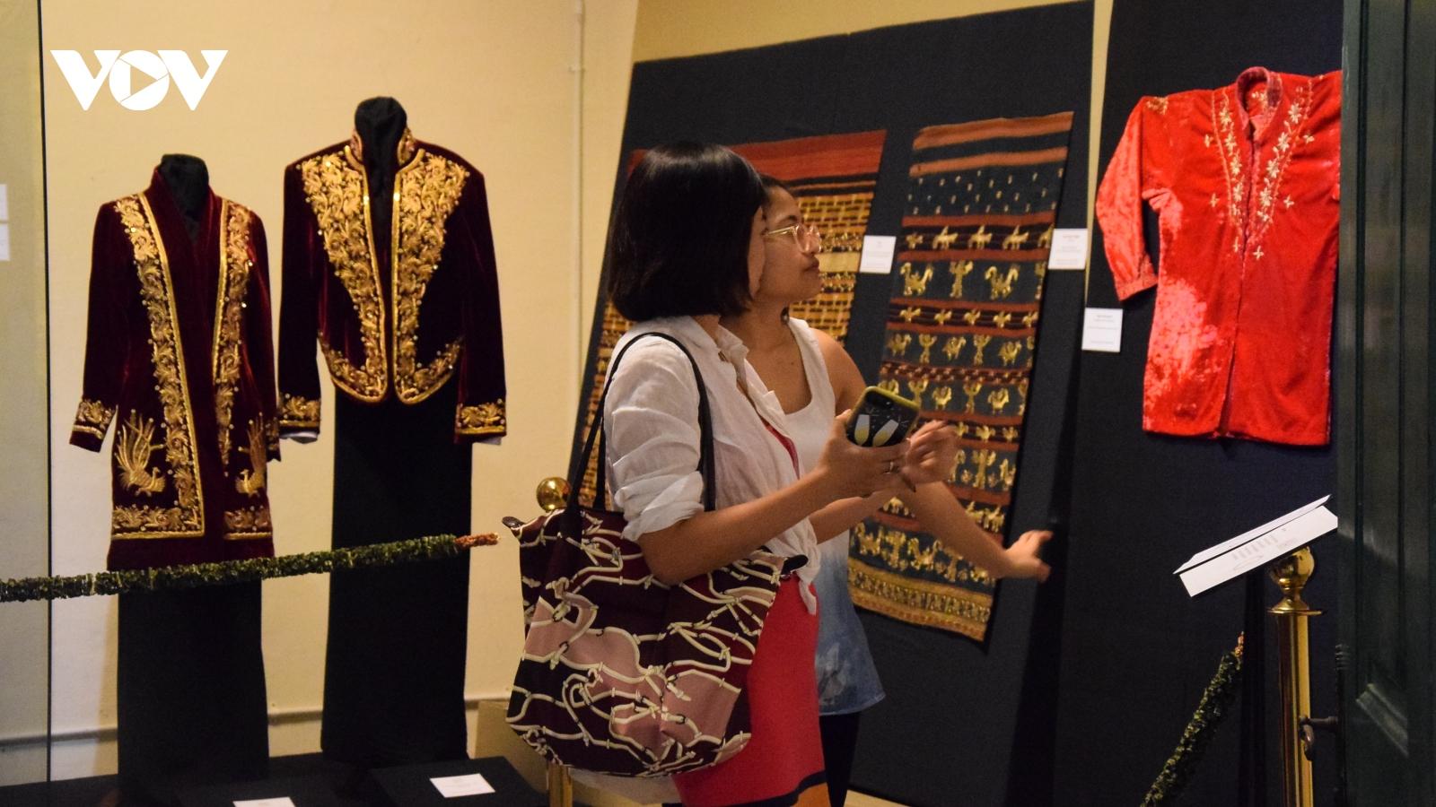 Bảo tàng dệt may- nơi bảo tồn và giới thiệu di sản văn hoá Indonesia