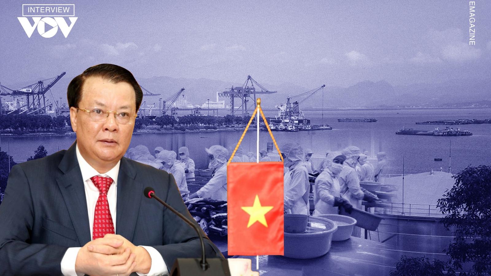 Bộ trưởng Tài chính: Tiếp tục rà soát giảm thuế, giảm thu các loại phí, lệ phí hỗ trợ DN