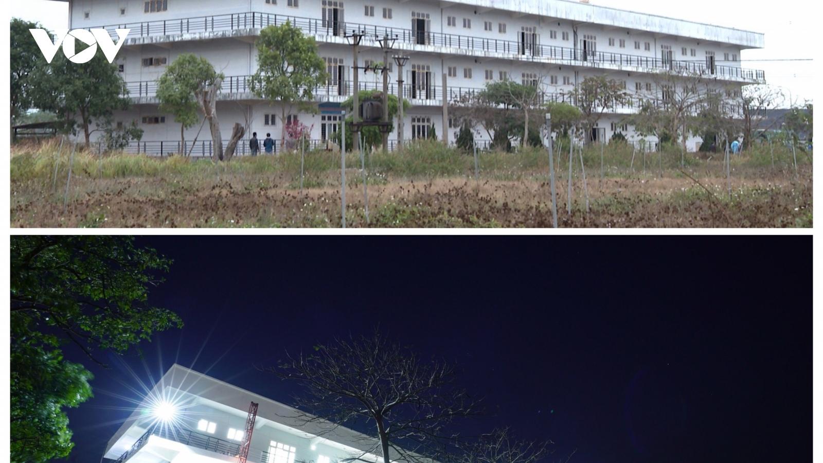 Chính thức bàn giao bệnh viện dã chiến số 3 tại Hải Dương