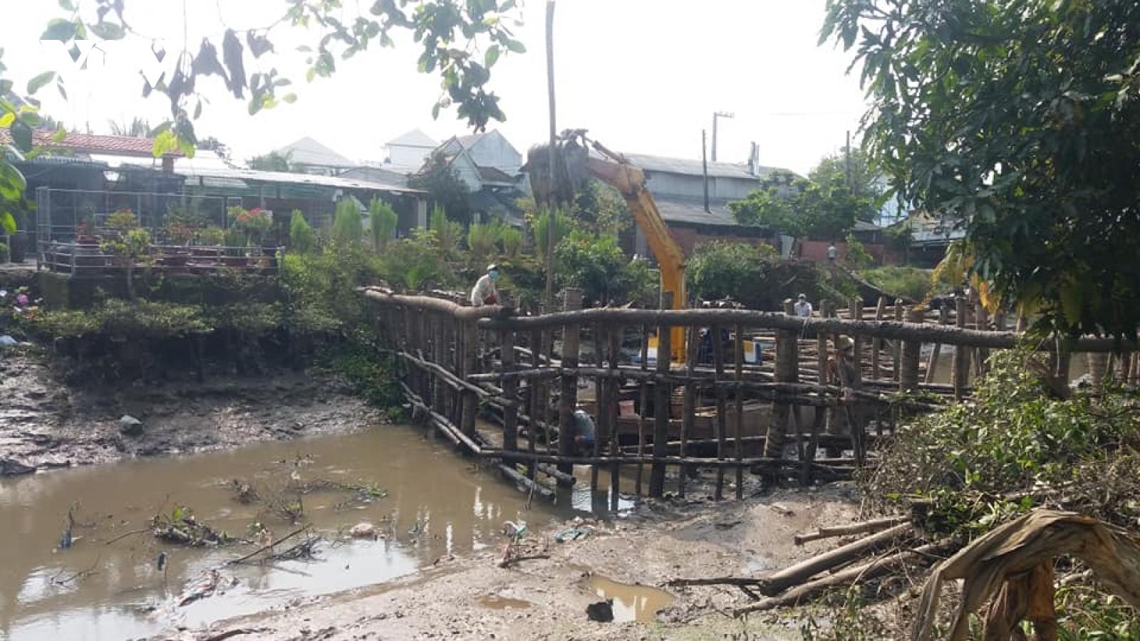 Đầu tư hơn 10 tỷ đồng xây dựng kênh phục vụ 1.000 ha vườn cây ăn quả