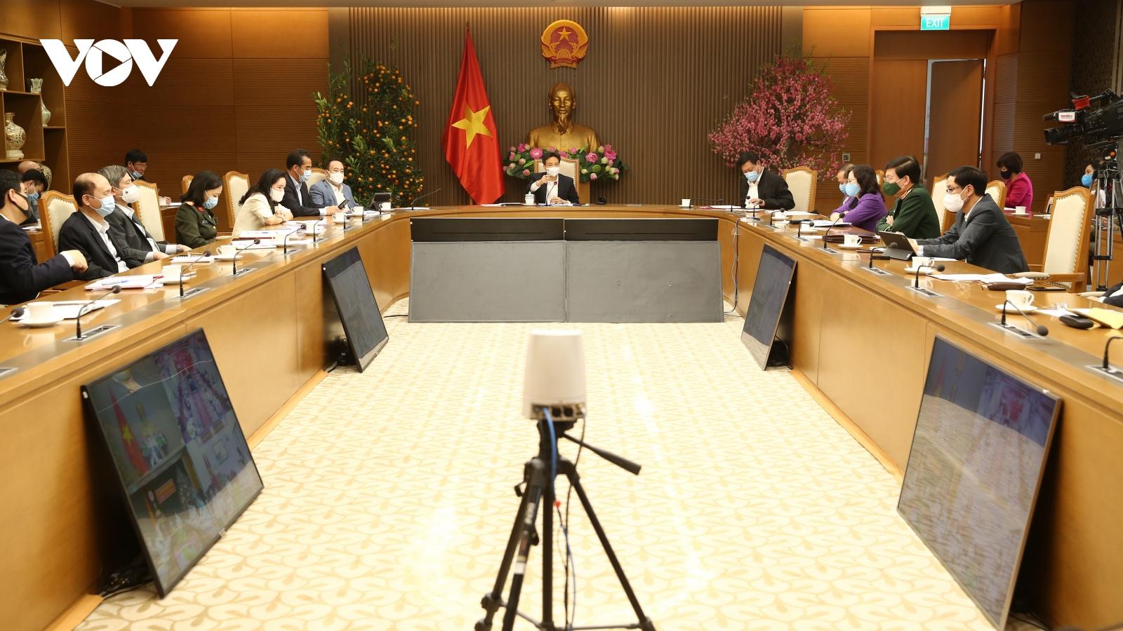 Phó Chủ tịch Hải Dương khẳng định tỉnh đã kiểm soát được dịch Covid-19