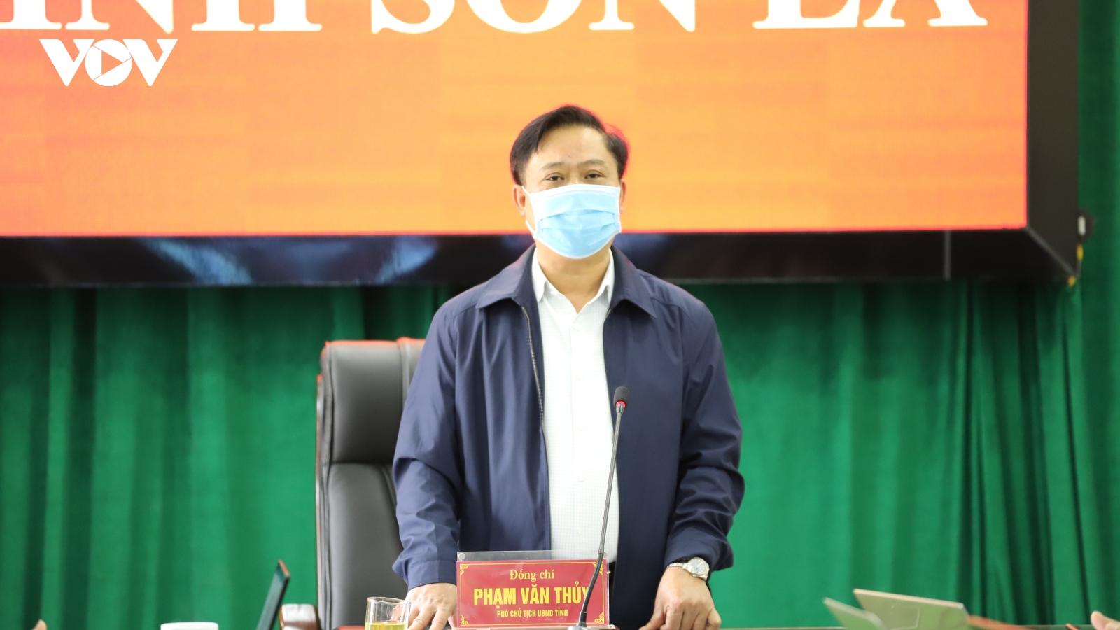 Sơn La khẩn trương truy vết người liên quan đến chuyến xe khách từ Hải Phòng lên Điện Biên