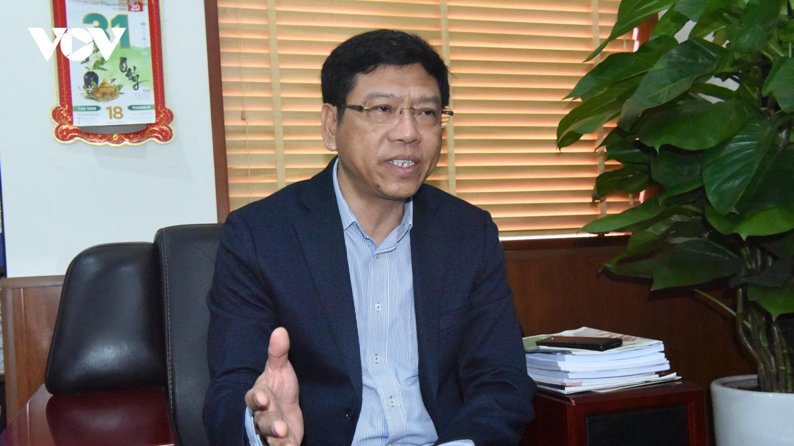 Cục trưởng Cục Hàng hải: Vận tải biển là điểm sáng tăng trưởng kinh tế Việt Nam