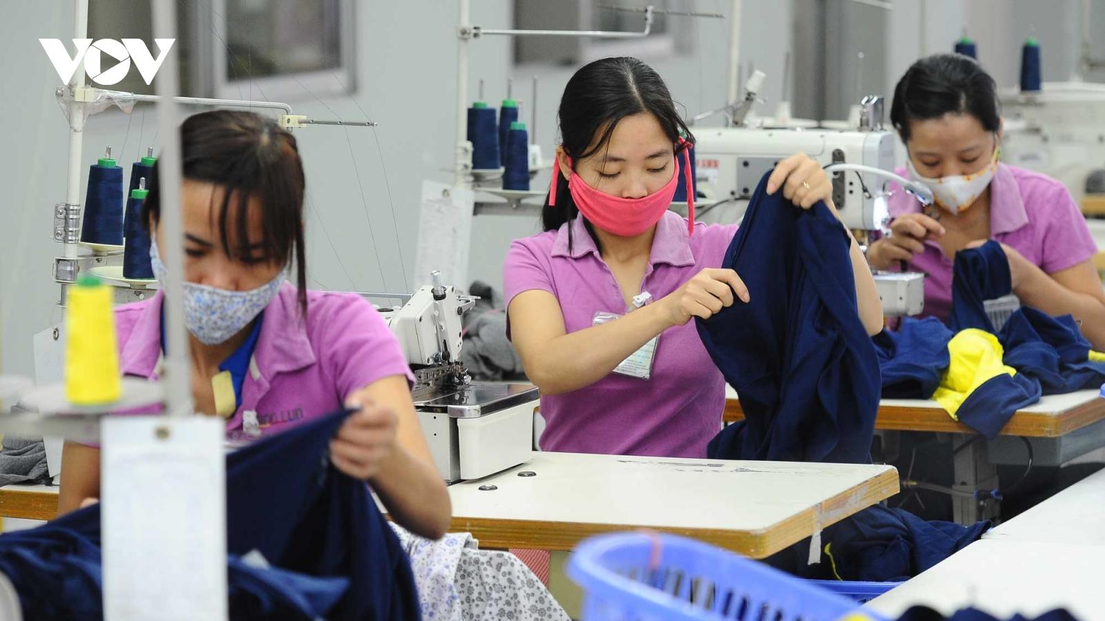 Dệt may hy vọng sớm phục hồi nhờ tận dụng các FTA