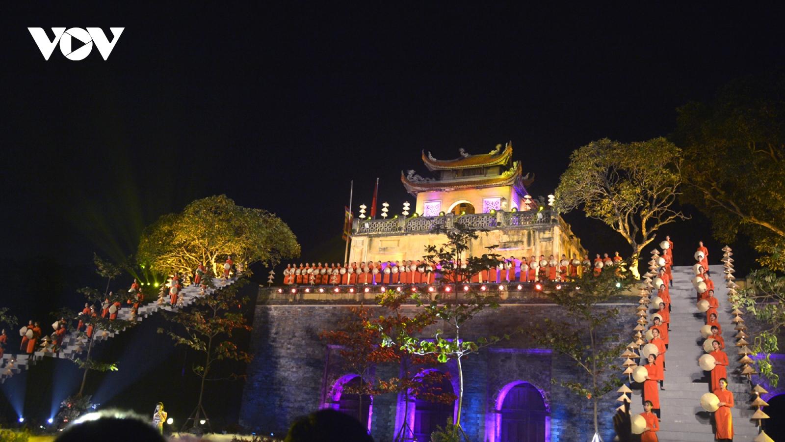 Đưa Hoàng thành Thăng Long trở thành công viên di sản