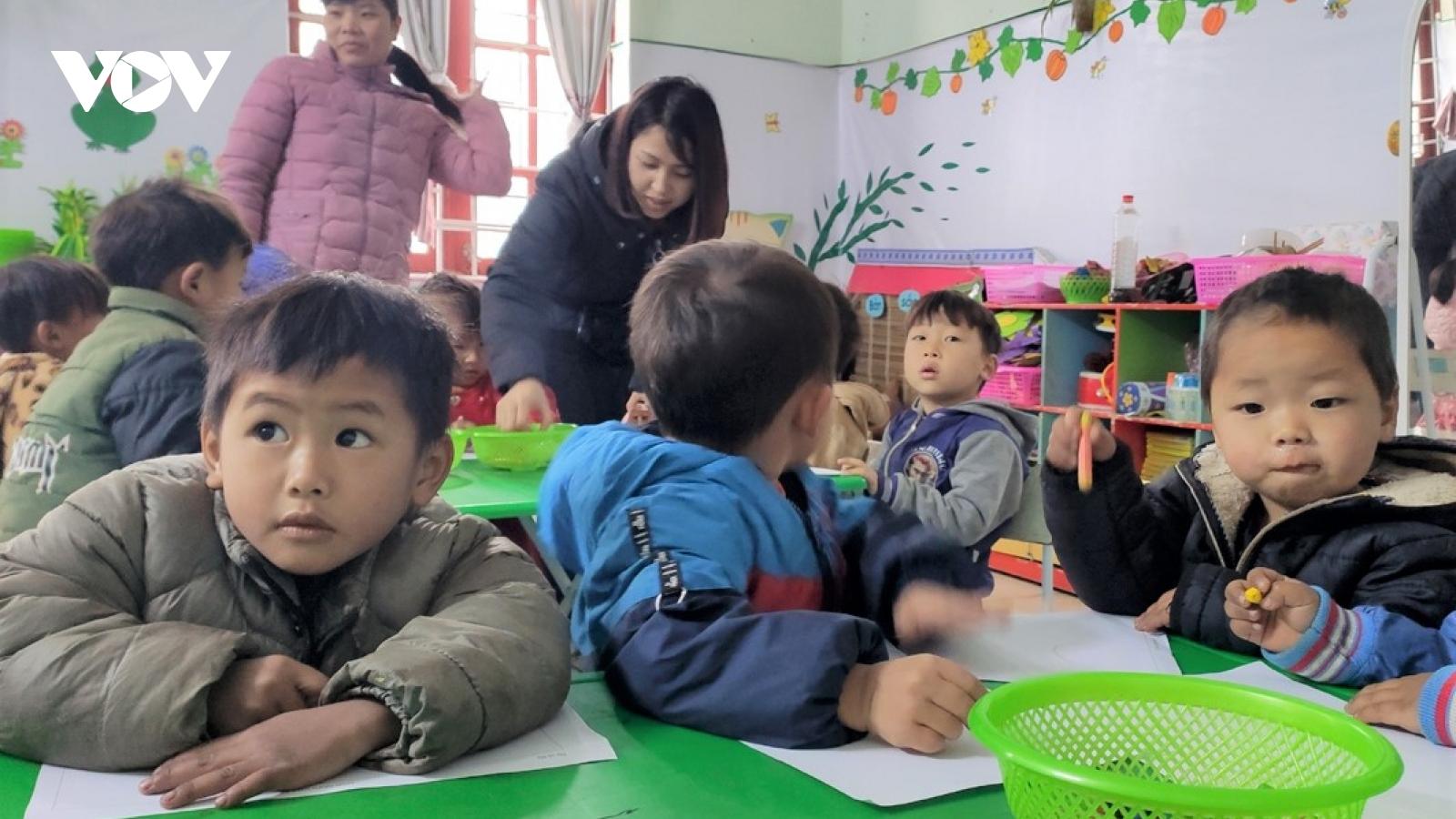 Hơn 150.000 học sinh Lai Châu sẽ đi học trở lại từ ngày 22/2