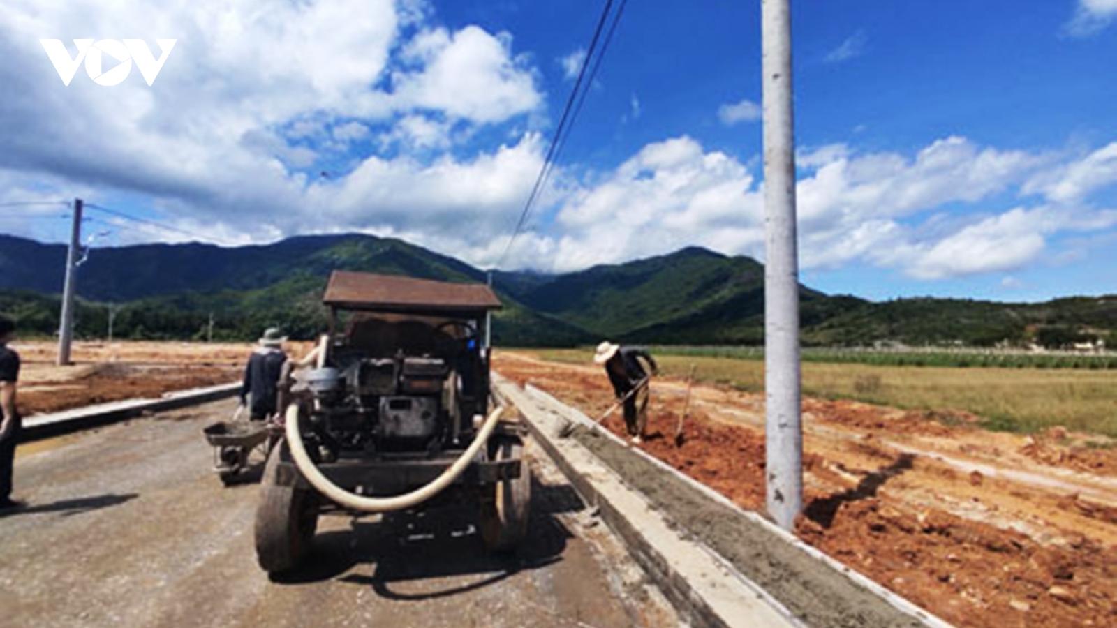 Cao tốc Bắc- Nam: Khó khăn trong di dời đường điện cao thế tại Khánh Hoà