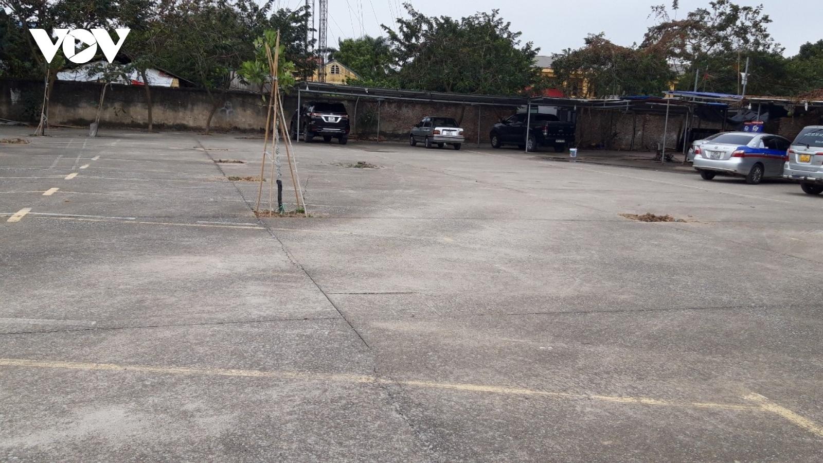 Làng trông xe cho khách đi sân bay Nội Bài lao đao vì dịch Covid-19