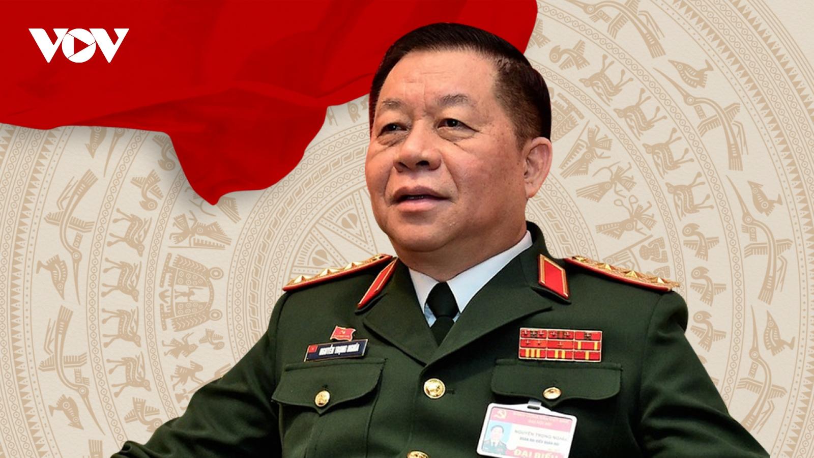 Tiểu sử Trưởng Ban Tuyên giáo Trung ương Nguyễn Trọng Nghĩa