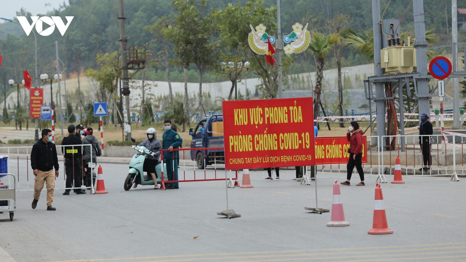 Quảng Ninh gỡ bỏ 2 chốt kiểm soát cuối cùng ở huyện Vân Đồn