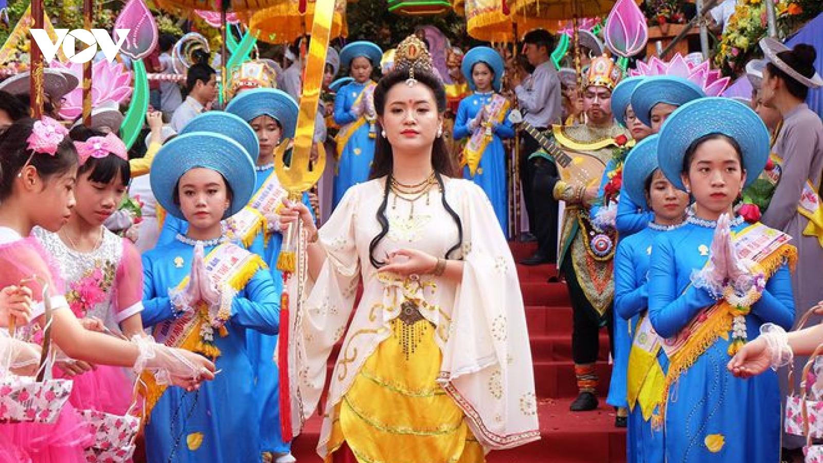 Đà Nẵng tạm ngừng tổ chức lễ hội Quán Thế Âm