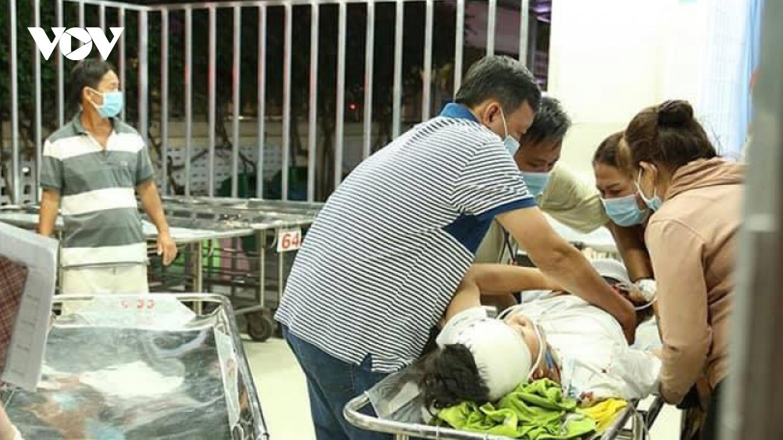 Kỳ nghỉ Tết Tân Sửu, hơn 4.000 ca cấp cứu do đánh nhau