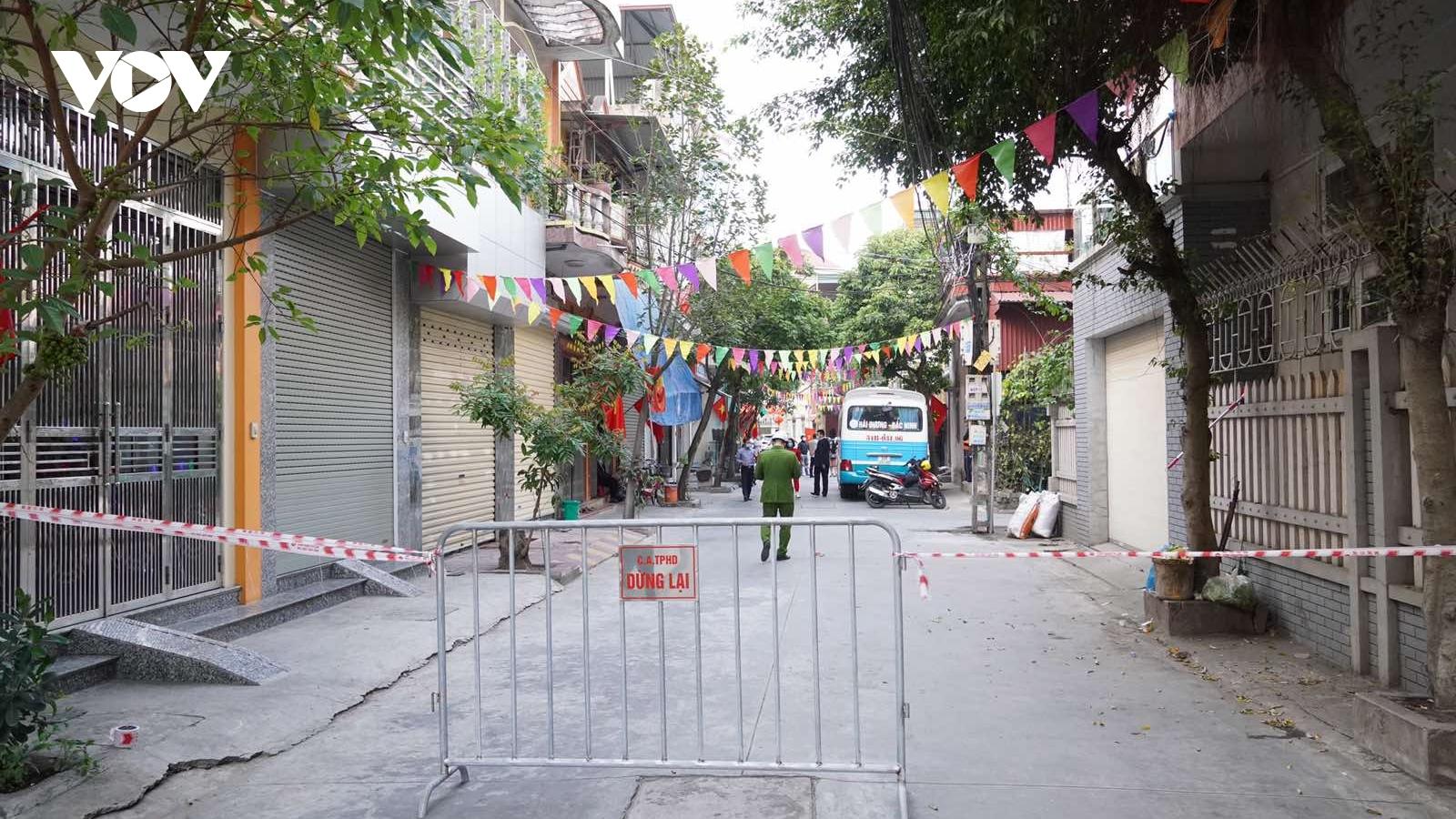 Ghi nhận thêm 1 ca nghi mắc Covid-19 mới tại Quảng Ninh