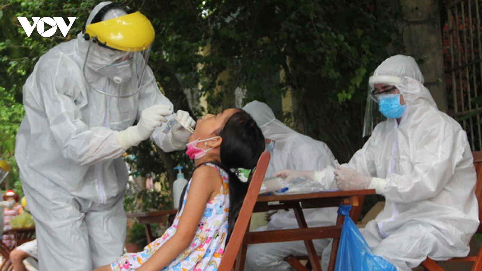 Quảng Nam: Trường hợp F1 tiếp xúc với bệnh nhân Covid-19 ở TPHCM có kết quả âm tính