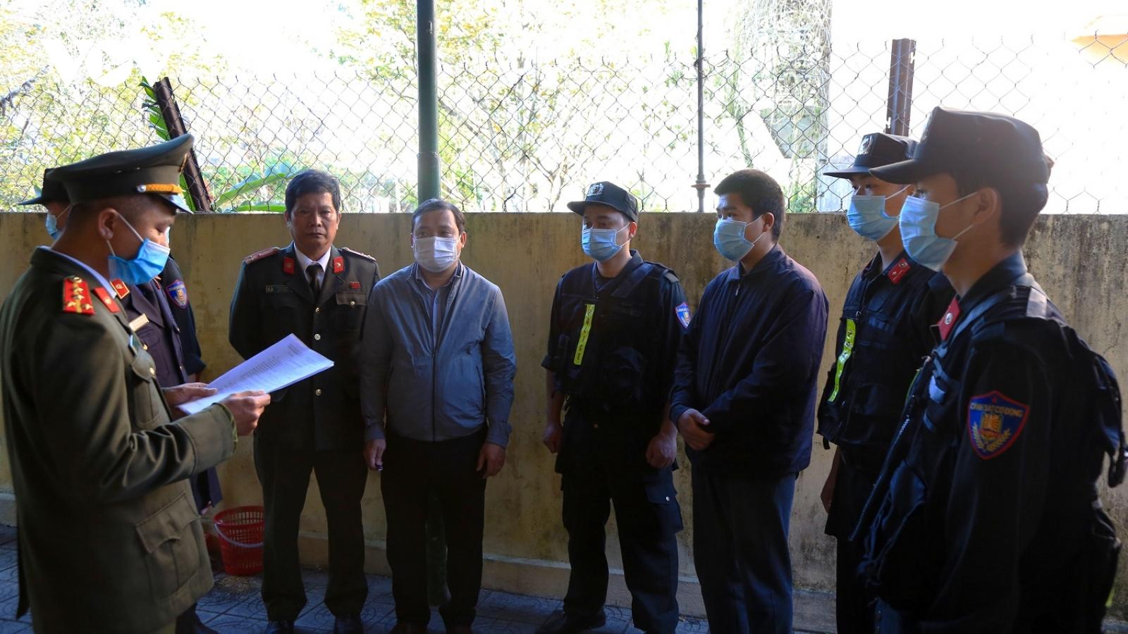 Phá chuyên án đưa người Trung Quốc nhập cảnh trái phép vào Việt Nam